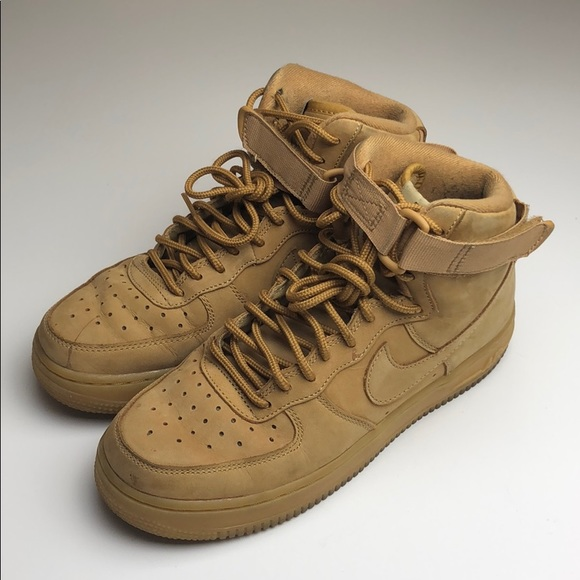 High Lv8gsWheat Air Force Nike Color 1 m8w0vNn